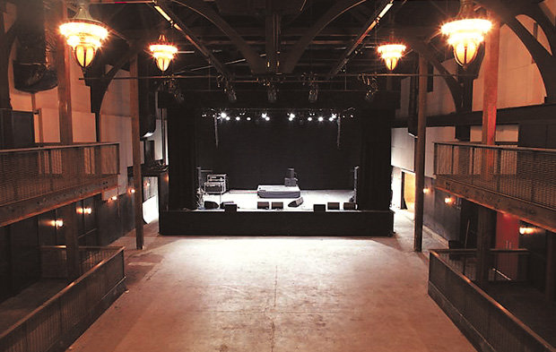 The Union Transfer venue